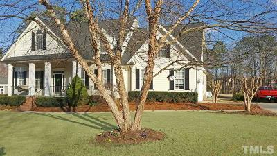 Johnston County Single Family Home For Sale: 728 Parkridge Drive