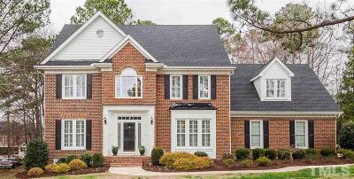 Cary Single Family Home Contingent: 216 Draymore Way