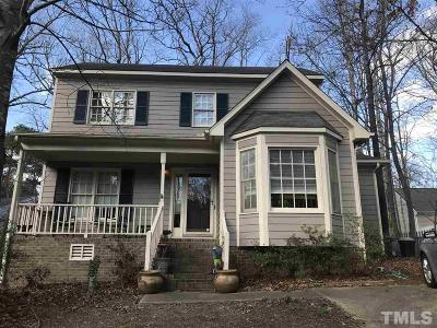 Raleigh Single Family Home For Sale: 4944 Liverpool Lane