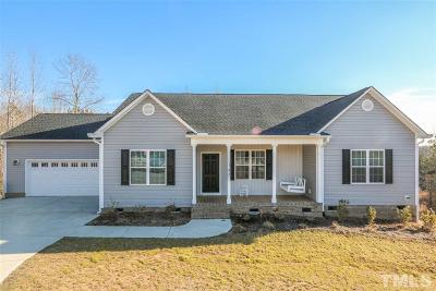 Johnston County Single Family Home For Sale: 107 Diamond Creek Drive