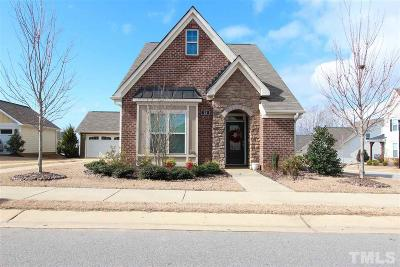 Johnston County Single Family Home For Sale: 73 Heathwood Drive