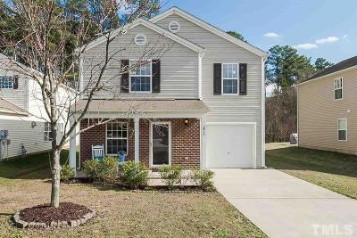 Durham Single Family Home For Sale: 2813 Skybrook Lane