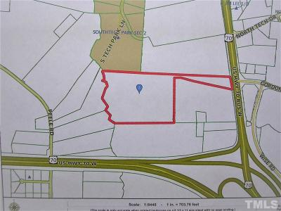 Johnston County Residential Lots & Land For Sale: 7705 Us 70 Business Highway
