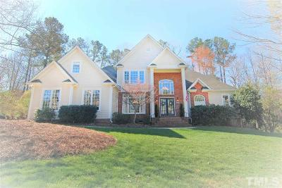 Johnston County Single Family Home For Sale: 312 Cherry Laurel Drive