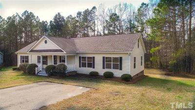Raleigh Single Family Home For Sale: 5812 Wakashan Circle
