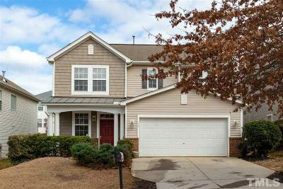 Holly Springs Single Family Home For Sale: 112 Folsom Drive