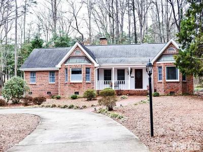 Sanford Single Family Home For Sale: 22 Traceway