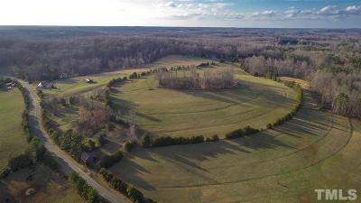 Durham County Residential Lots & Land For Sale: 9013 Ball Road