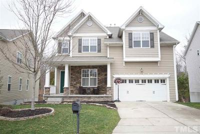 Durham Single Family Home For Sale: 1708 Morehead Hill Court