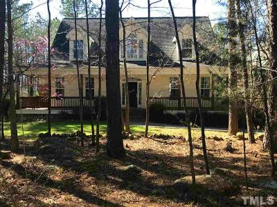 Chapel Hill Single Family Home For Sale: 615 Emily Lane