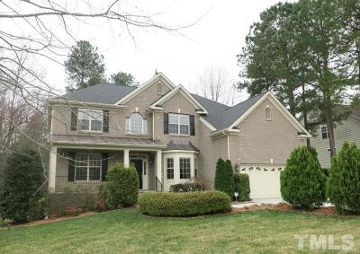 Wake Forest Single Family Home For Sale: 3604 Trawden Drive
