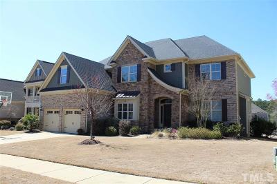 Holly Springs Single Family Home For Sale: 208 River Falls Drive