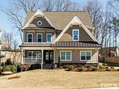 Holly Springs Single Family Home Contingent: 704 Hollymont Drive