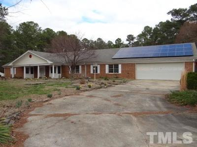 Raleigh Single Family Home For Sale: 901 Oak Creek Road