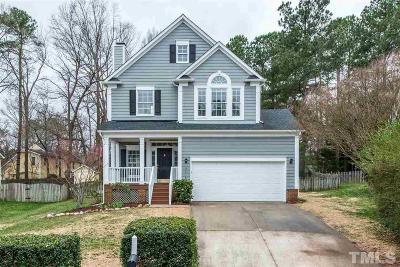 Raleigh Single Family Home For Sale: 2416 Deanwood Drive