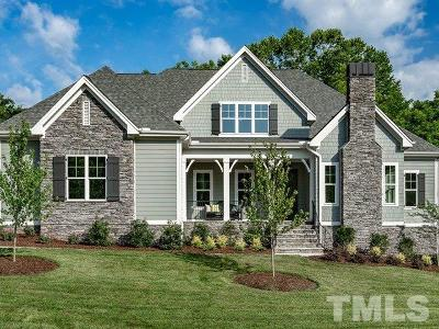 Wake County Single Family Home For Sale: 6913 Ray Family Farm Court #Lt14