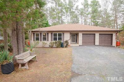 Durham Single Family Home For Sale: 9 Kandes Court