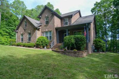 Johnston County Single Family Home For Sale: 95 Fort Boone Court