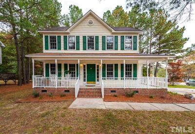 Raleigh Single Family Home For Sale: 4000 Mangrove Drive