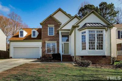 Raleigh NC Single Family Home For Sale: $330,000