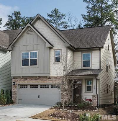 Morrisville Single Family Home For Sale: 267 Begen Street