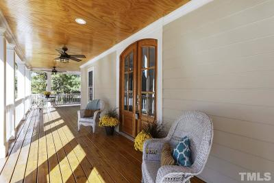 Chapel Hill Single Family Home For Sale: 2317 White Cross Road