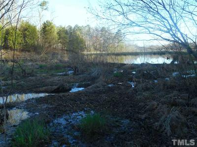 Chatham County Residential Lots & Land For Sale: 70 Forest Light Lane