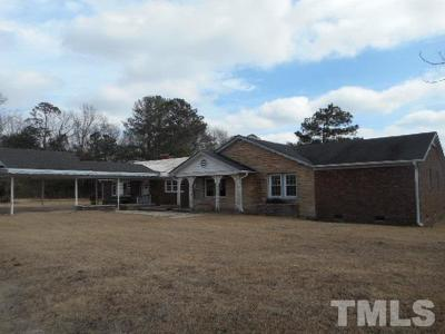 Dunn Single Family Home Pending: 4385 Woods Crossroads Road