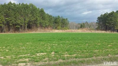 Granville County Residential Lots & Land For Sale: 2705 B Walters Road