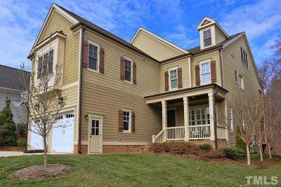 Chapel Hill Single Family Home For Sale: 113 Ruskin Drive