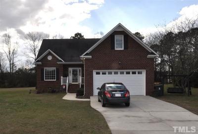 Sampson County Single Family Home For Sale: 155 Cedar View Lane