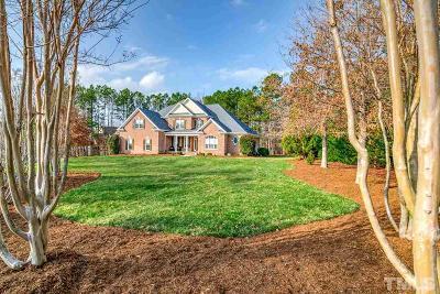 Fuquay Varina Single Family Home For Sale: 4304 Kelly Oak Court