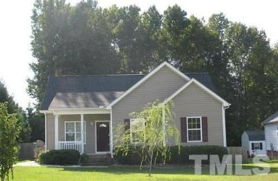 Holly Springs Rental Contingent: 11 Selby Court