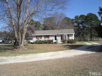 Single Family Home For Sale: 7668 Cornwallis Road