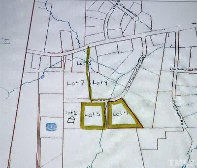 Durham County Residential Lots & Land For Sale: 417 McMannen Drive