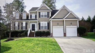 Morrisville Single Family Home For Sale: 224 Vista Brooke Drive