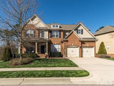 Cary Single Family Home Contingent: 816 Huntsworth Place