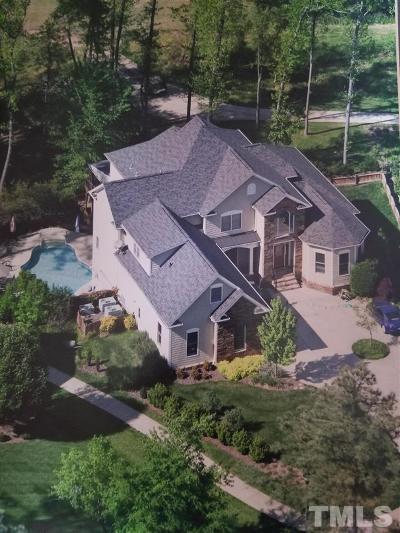 The Preserve At Jordan Lake Single Family Home For Sale: 850 Bear Tree Creek