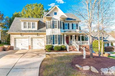 Wake Forest NC Single Family Home Contingent: $400,000