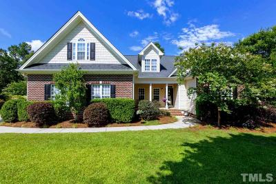 Granville County Single Family Home Contingent: 1166 Smith Creek Way