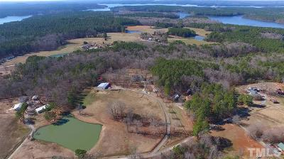 Chatham County Single Family Home For Sale: 285 Big Oak Drive