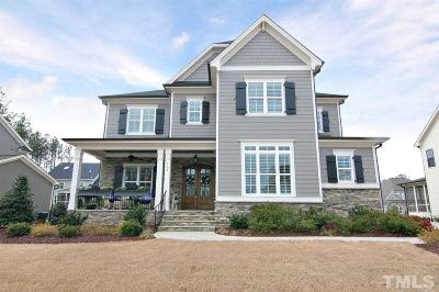 Holly Springs Single Family Home For Sale: 704 Morning Oaks Drive