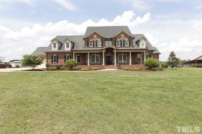 Harnett County Single Family Home For Sale: 3688 Old Us 421