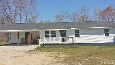 Creedmoor Single Family Home For Sale: 2250 Odear Farm Road