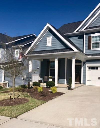 Chapel Hill Single Family Home For Sale: 61 Cliffdale Road