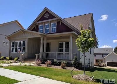 Hillsborough Single Family Home For Sale: 1302 Quincy Cottage Road