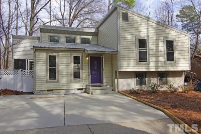 Durham Single Family Home For Sale: 1108 Saxony Drive