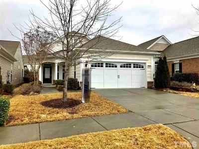 Cary Single Family Home Pending: 507 Tomkins Loop