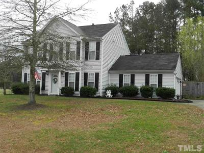 Creedmoor Single Family Home Pending: 2102 Partridge Court