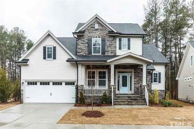 Chapel Hill Single Family Home For Sale: 234 Mill Chapel Road